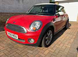 MINI ONE, 2010 (60) Red Hatchback, Manual Petrol, 69,000 miles