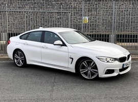 2015 BMW 4 Series Gran Coupe 2.0 420d M Sport