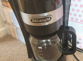 Filter coffee machine.