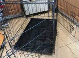 BARGAIN DOG CAGE