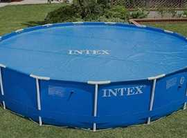 Intex 10 ft pool for sale.