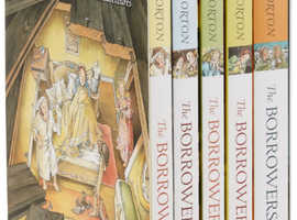 The  complete collection of the borrowers