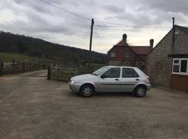Ford Fiesta, 1999 (V) Silver Hatchback, Manual Petrol, 97,050 miles