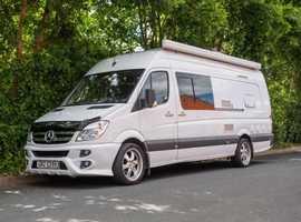 2013 MERCEDES SPRINTER SPORT £27,995
