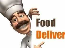 Takeaway Delivery Driver Required immediate Start