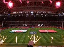 Wales v Italy 01/02/2020 14:15ko lower tier