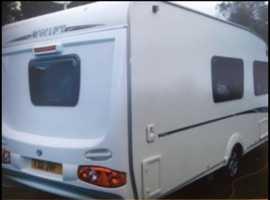 Swift Charisma 560 Caravan