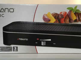 Ambiano Indoor & Outdoor Electric Grill - removable stand and wind shield x 40