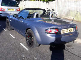 Mazda MX-5, 2008 (57)  Roadster Sport  Manual Petrol, 104 miles