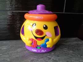 fisherprice cookie jar