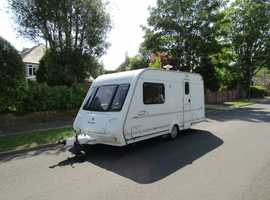 1999 2 Berth Compass Rallye GTE 460