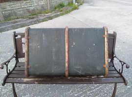 Antique suitcase