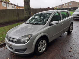 Vauxhall Astra 1400cc 5 door new mot drives fine