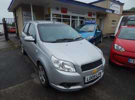 Chevrolet Aveo, 2009 (09)  Hatchback,