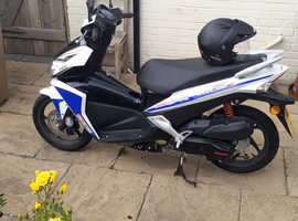 Honda NSC50R,   bike excellent condition