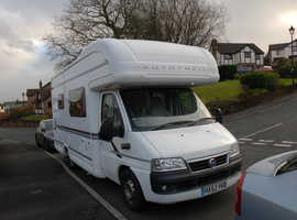 Autotrail Apache 640 SE 2004 model Excellent Condition