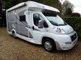 2011 DETHLEFFS GLOBE 4 T5881 £31,995