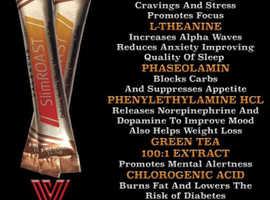 Healthy weightloss coffee drink