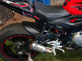 Bmw s1000r reduced price £7800