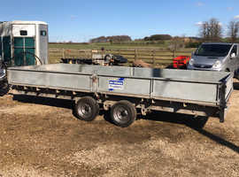 Ifor Williams LM166