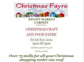 Splott christmas food and craft market