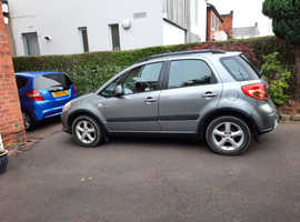 Suzuki SX4, 2009 (09) Grey Hatchback, Manual Diesel, 147,000 miles
