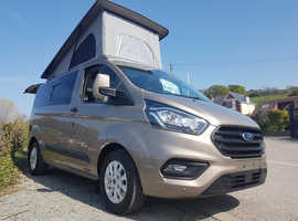 FORD CUSTOM MISANO LWB TREND by Wellhouse with new conversion