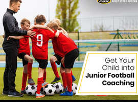 Healthy Growth with Swindon's Best Kids Football Coaching