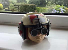 Rare vintage Star Wars Anakin Skywalker drinks mug / cup.