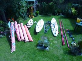 Windsurfing Equipment