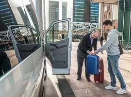 Taxi from Manchester airport to Leeds ~ taxi to Manchester airport from Leeds