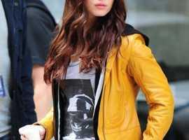 Buy Celebrity Leather Jackets Online in United Kingdom