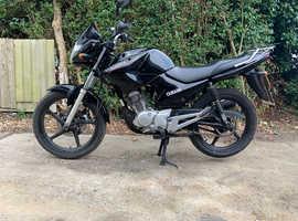 YBR125 125 Yamaha new MOT