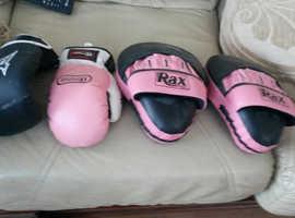 RAX FIGHT GEAR