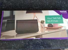Talk talk wifi