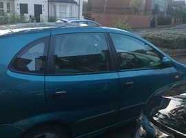 Nissan Almera, 2003 (53) Blue Hatchback, Manual Petrol, 80,000 miles