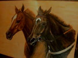 Equine Artist.