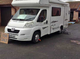 Elddis suntor 130 very good condition