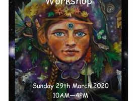 SHAMANIC GUIDES Workshop - SUN. 29.03.20 - 10AM – 4PM