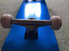 Almost New Skateboard Set Up - was over £135 New