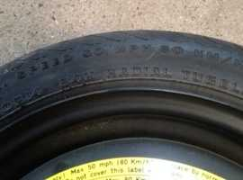 Firestone TEMPA SPARE Emergency wheel T105 70R 14