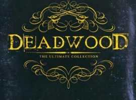 Brand new DEADWOOD The Ultimate Collection [Blu-ray] [Region Free]