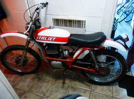 Italijet 100cc Italian Classic Gem Rare.