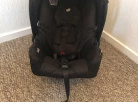 Car seat for up to 18 months