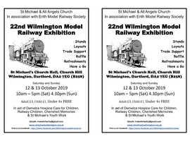 Wilmington Charity Model Rail Exhibition