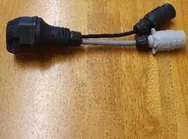 Tow bar Electrics Adaptor