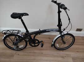 Carrera intercity folding cycle
