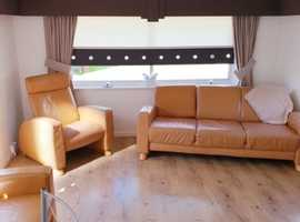 Modern 3 Bedroom Caravan For Sale On 12 Month Park