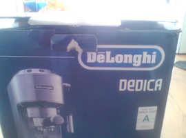 Delinghi dedica coffee machine