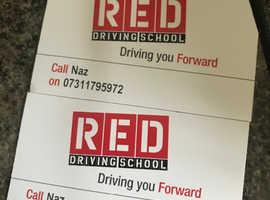 Naz Red driving school
